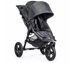 Baby Jogger City Elite - Mörkgrå/Denim