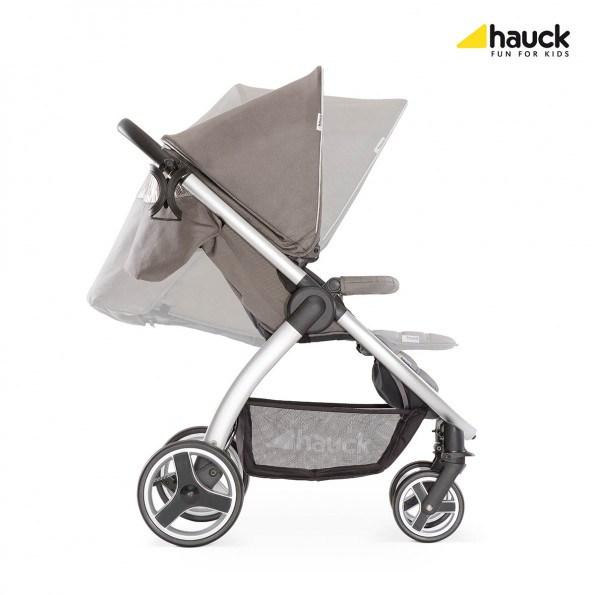 Hauck Lift Up 4 - Caviar/StoneSittvagn