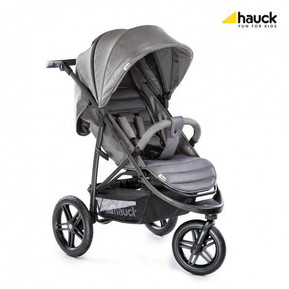 Hauck Rapid 3R - Charcoal Sittvagn