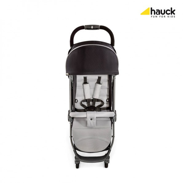 Hauck Swift Plus - Silver/Charcoal Sittvagn