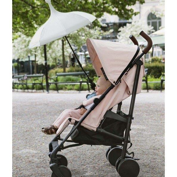 Elodie Details Stockholm Stroller Powder Pink Sittvagn- Rosa