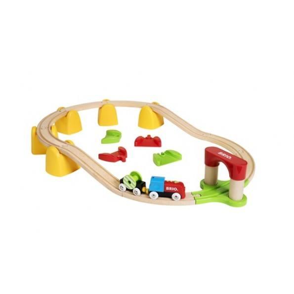 BRIO Min Första Tågbana