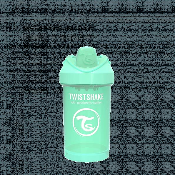 Twistshake Pipmugg 300ml 8+m - Pastel Grön