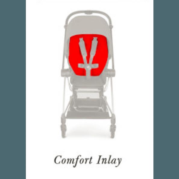 Cybex Mios Comfort Inlay - Manhattan Grey 2017