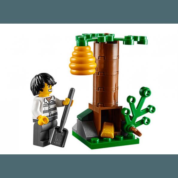 LEGO City Bergsflykt