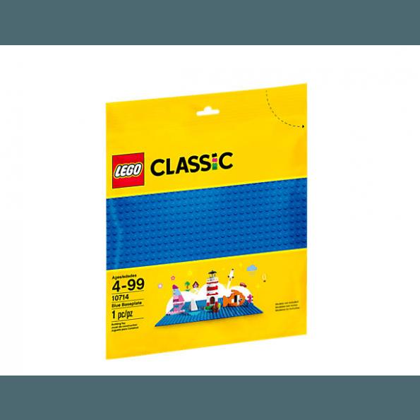 LEGO Classic Basplatta - Blå