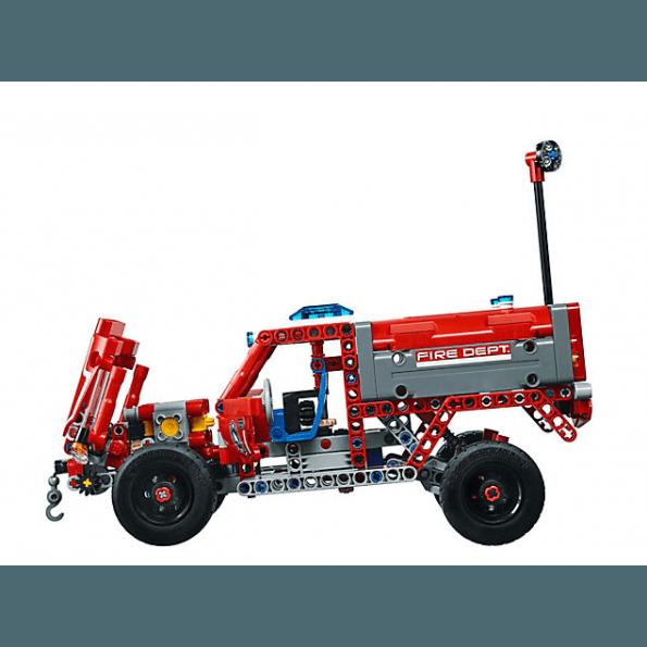 LEGO Technic Räddningsfordon