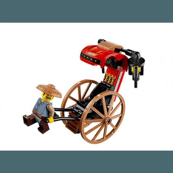 LEGO Ninjago Pirayans Attack- 70629