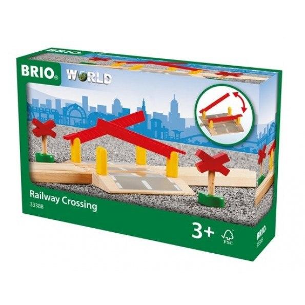 BRIO Järnvägskorsning