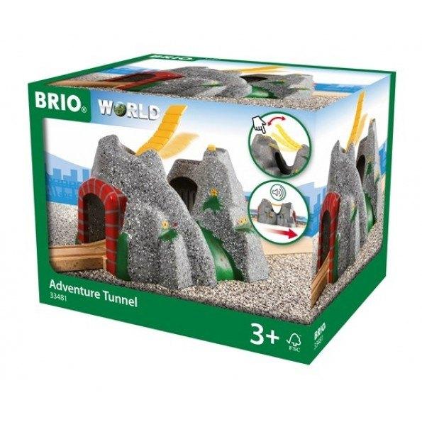 BRIO Äventyrstunnel - 33481