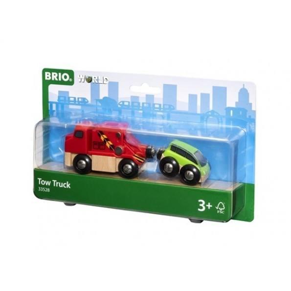 BRIO Bärgningsbil