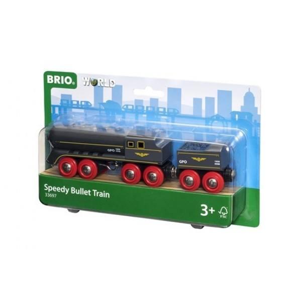BRIO Höghastighetståg Blixten