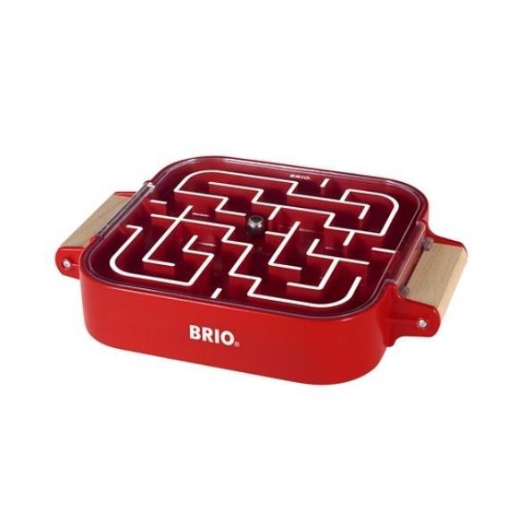 BRIO Min första laburint - Röd - 34100