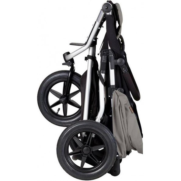 Mountain Buggy Urban Jungle Sittvagn - Silver