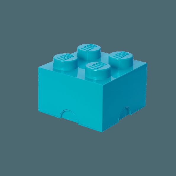 LEGO Förvaring 4 - Azurblå