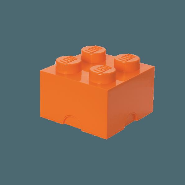 LEGO Förvaring 4 - Orange