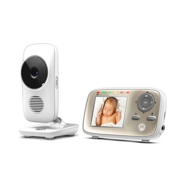 Motorola Babyvakt MBP483 med Kamera