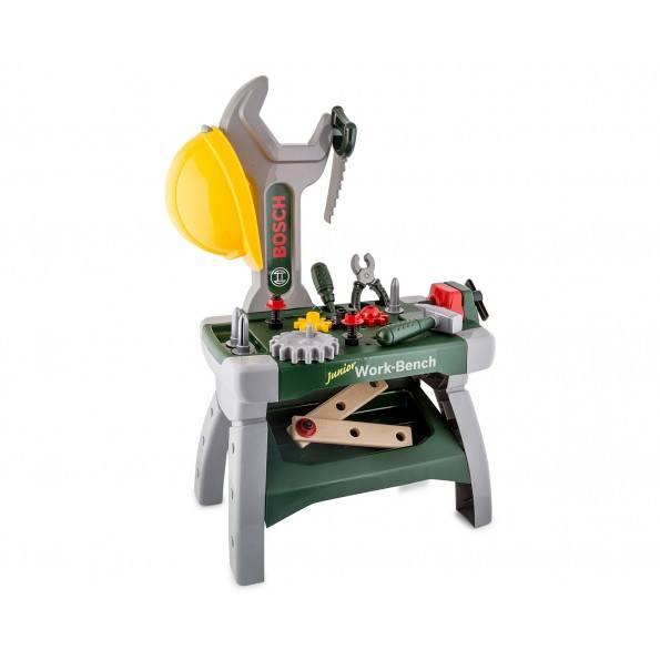 Klein Bosch Junior Arbetsbänk - Grön