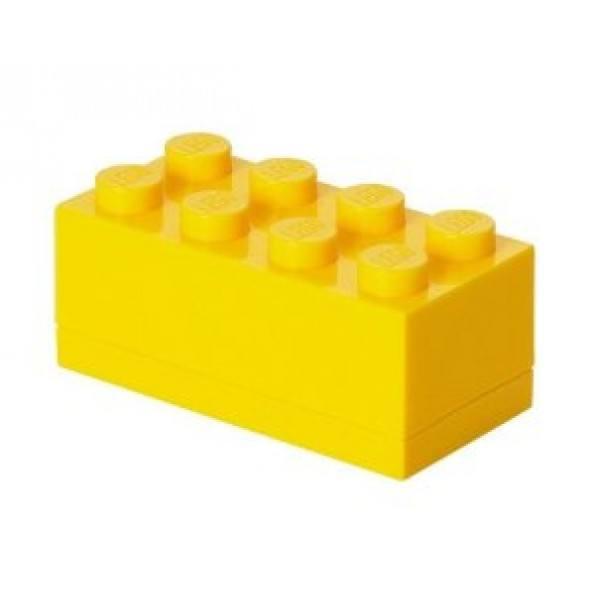 LEGO Matlåda 8 - Gul