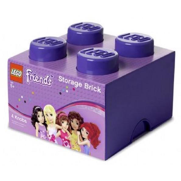 Lego Friends Förvaring - Lila