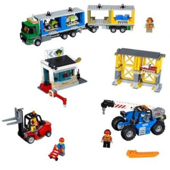 LEGO CITY - Lastterminal - 60169