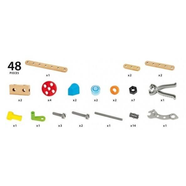 BRIO Builder Byggsats Nybörjare - 34586