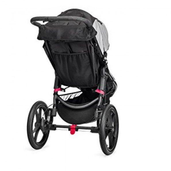 Baby Jogger Summit X3 - Svart/Grå