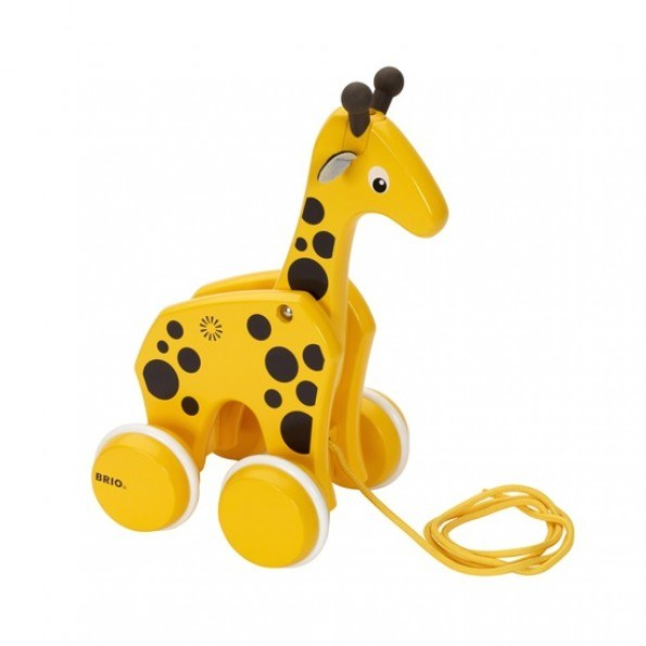BRIO Giraff Dragleksak - 30200