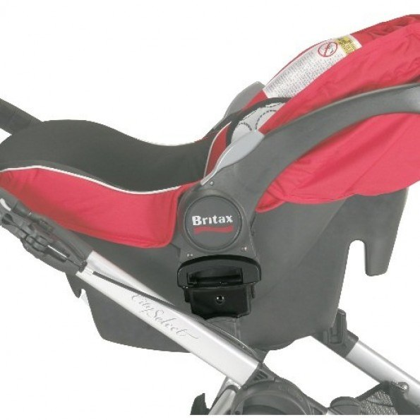Baby Jogger Bilstolsadapter City Select - Britax