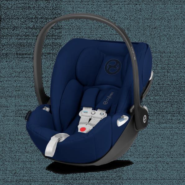 Cybex Cloud Z i-Size Babyskydd inkl. SensorSafe - Midnight Blue