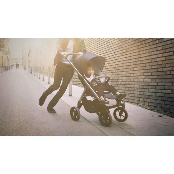 Easywalker Mosey+ Kombivagn - Pebble Grey