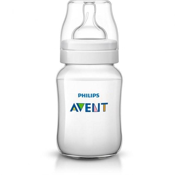 Philips Avent 260ml Classic+ Nappflaska
