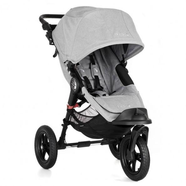 Baby Jogger City Elite - Slate/Grå