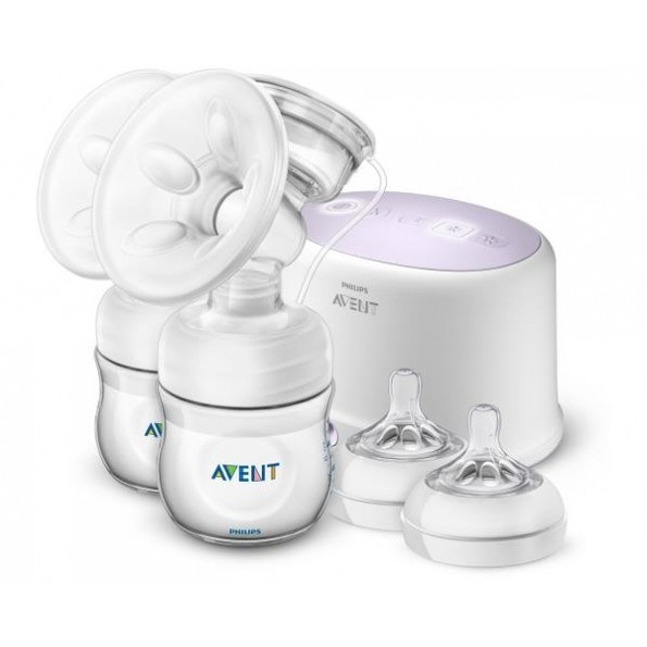 Philips Avent Breast Pump Twin Electronic v2 Bröstpump