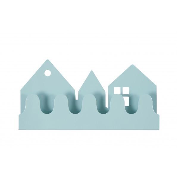 Roommate Village Klädhängare - Pastell Blå