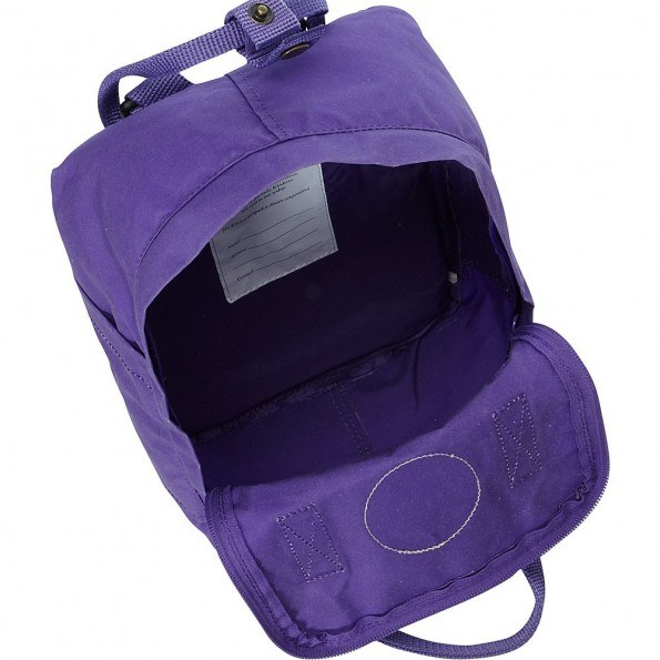 Fjällräven Mini Kånken- Purple