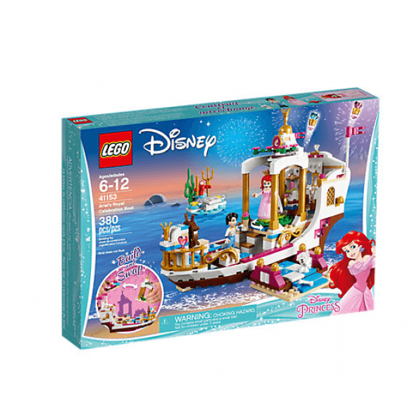 LEGO Disney Princess Ariels Royale Festbåt