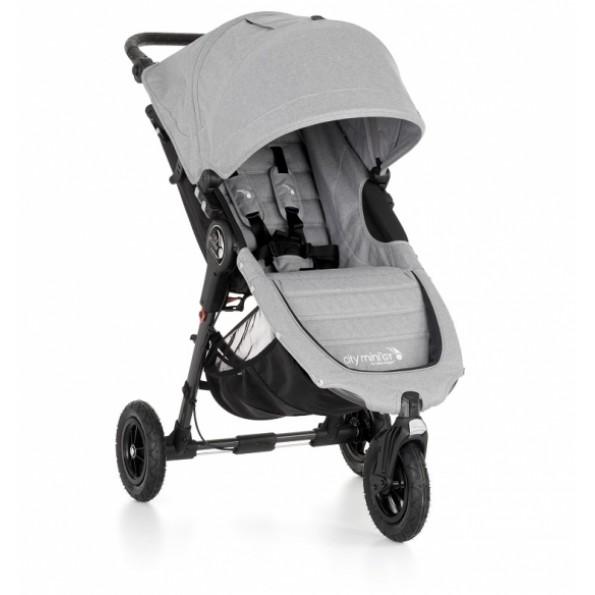 Baby Jogger City Mini GT Sittvagn - Slate/Grå