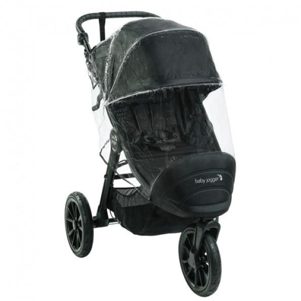 Baby Jogger regnskydd single - CIty Elite 2 och City elite