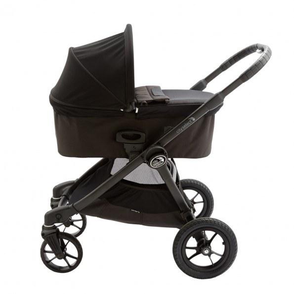 Baby Jogger Deluxe Liggdel - Svart
