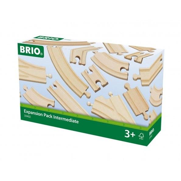 BRIO Påbyggnadsset