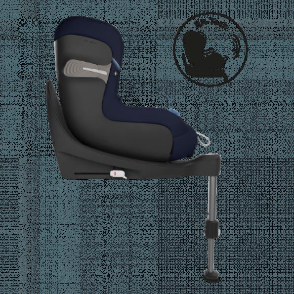 Cybex Sirona S i-Size bilbarnstol - Deep Black 2020