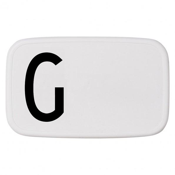 Design Letters Lunchlåda G