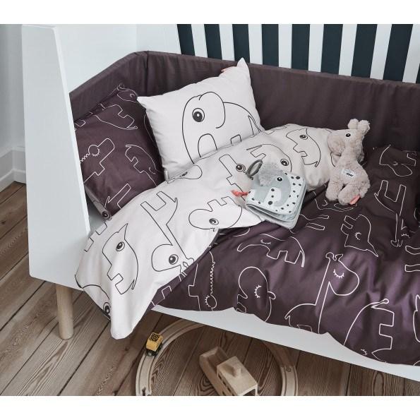 Done by Deer Babysängkläder - Plommon