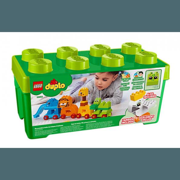 LEGO Duplo Mina Första Djur Klosslåda