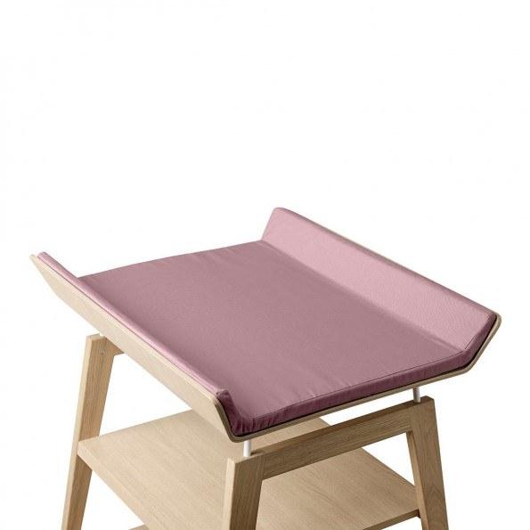 LEANDER skydd för Linea omklädningsbord - dammig ros