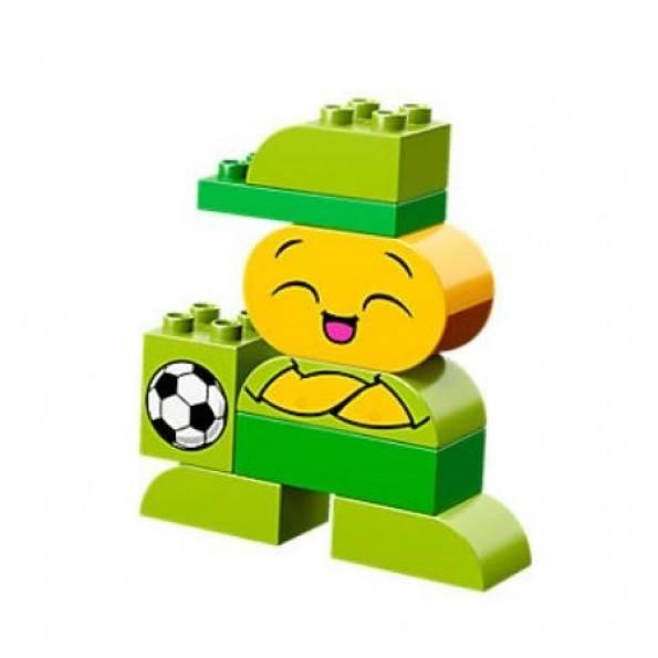 LEGO DUPLO Mina Första Känslor