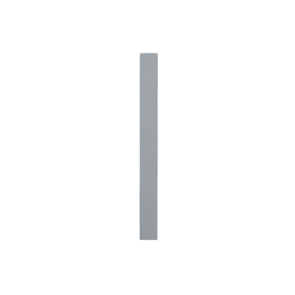 Design Letters Trä Bokstav I - Grå
