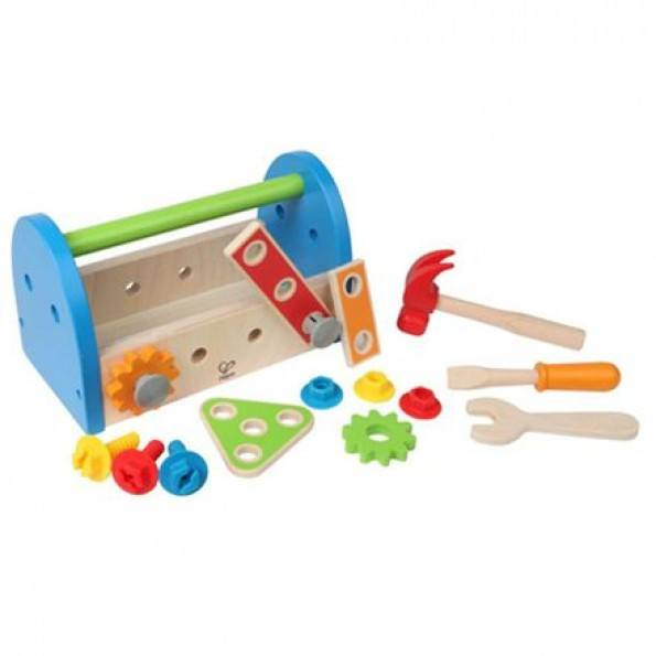 Hape Fix-it Toolbox