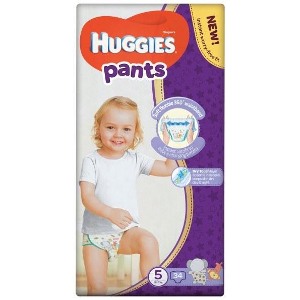 Huggies Pants 12-17 kg Blöjbyxa